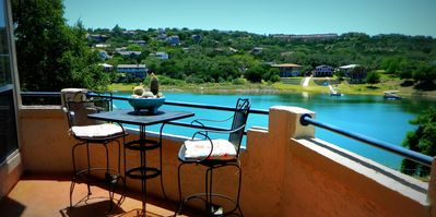 Photo for Amazing, Private Villa--Lake Travis,   Huge Patio & Amenities Galore