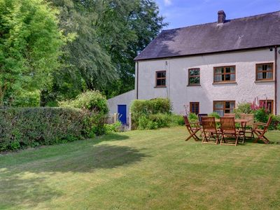 Photo for There is good country and riverside walks from this large 4-bedroomed house, located in the pretty v