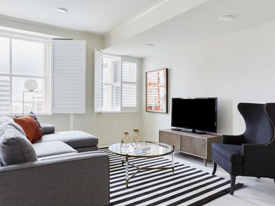 Photo for Sonder | Canal Street | Sleek 2BR + Sofa Bed