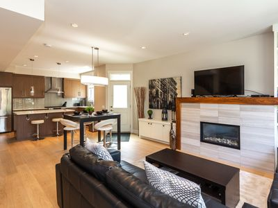 Photo for Posh Downtown House, Steps from transit (transportation throughout city)