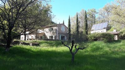 Photo for Magnificent property in the heart of 25 hectares of forest