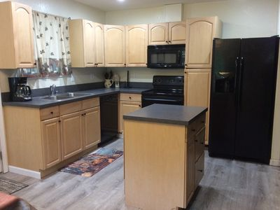 Photo for Centrally located close to downtown with a view of the Chugach mountains.