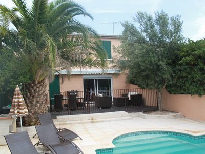 Photo for Holiday Home With Pool In Marseillan