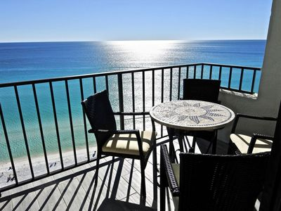 Photo for The View - Remodeled W/ Endless Gulf Views - Walk to Seaside!