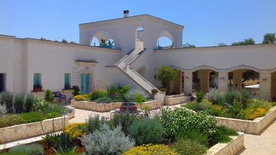 Photo for a renovated old olive farm offering stylish accommodation full of rustic charm.