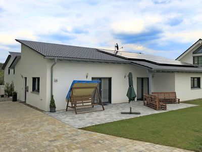 Photo for Holiday home with garden and terrace in Bodenwöhr, in the Upper Palatinate close to the Hammersee