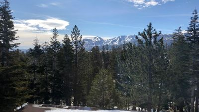 Photo for Cute and cozy 1 br + loft condo with great views in Mammoth Ski & Racquet Club