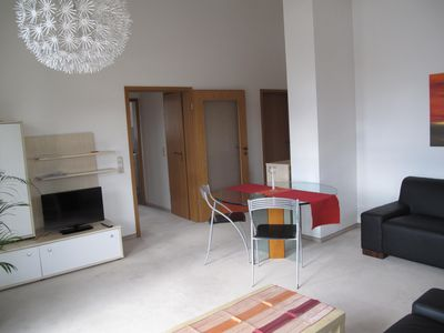 Photo for Furnished Apartment With Separate Entrance, Balcony, Lots Of Lights