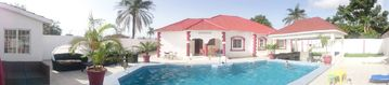 Beautiful villa with pool for relaxing holiday