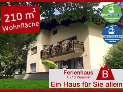 Photo for Ferienhaus Lindner B - A house for you alone! - Ferienhaus Lindner B - a house for you alone!