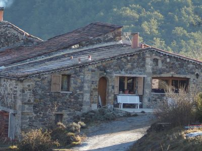 Photo for farm cottage between the Alpes de Haute Provence 04 and the Maritime Alps 06