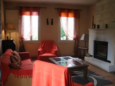 Photo for 3BR House Vacation Rental in Galgon, Nouvelle-Aquitaine