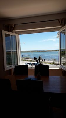 Photo for Spacious and bright two bedroom duplex apartment on the waterfront