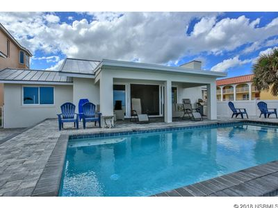 Photo for Spectacular  Ocean Front  Views  Pool, Fire pit Fireplace sleeps 10  3876 Sq  ft