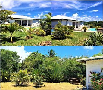 Photo for 2BR Villa Vacation Rental in SAINTE ANNE, Le Marin