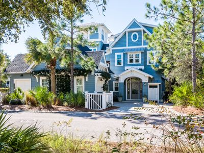 """Photo for """"Seaglass"""" - Gulf Views! Private Heated Pool! Golf Cart!"""
