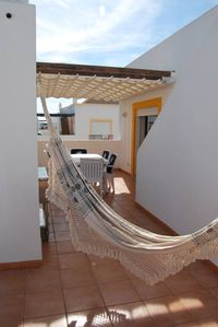 Photo for T2 Terrace, Wifi, Air Conditioning and Swimming Pool - Comfortable and Relaxing Vacations