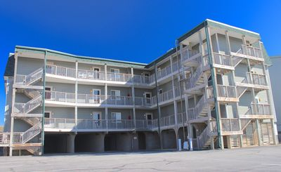 Photo for Sandy Feet Retreat at Regency Oceanfront Condo, Includes Pool & No Check In Day Restrictions