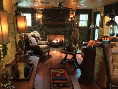 Photo for 1BR Cabin Vacation Rental in Celo, North Carolina
