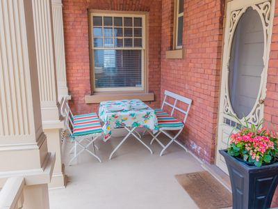 Photo for Historic pied-à-terre in Sandy Hill