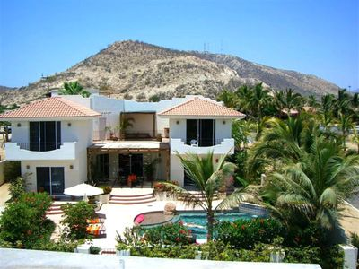 Photo for Tooker Villa La Jolla de Los Cabo - 6 Bedrooms