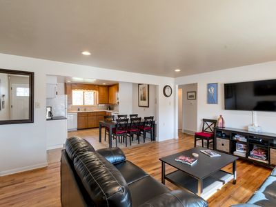 Photo for Your home away from home! 10 minute drive to downtown Denver