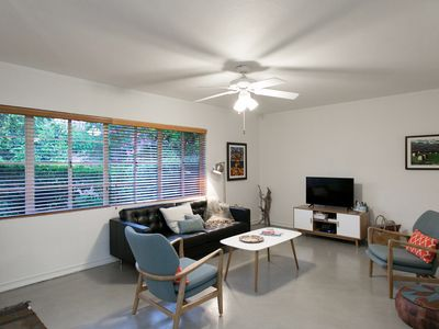 Photo for La Casa Del Artistsas, Chic Retro-Modern Condo right by Reid Park in Tucson!