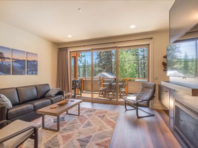 Photo for BRAND NEW Cozy Donner Lake Pet-Friendly Home ☆ W/ WEEKLY & MONTHLY DISCOUNTS