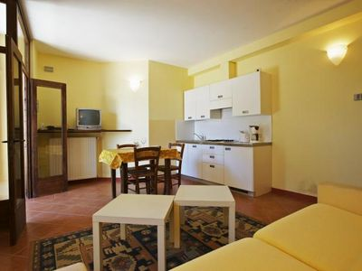 Photo for 1 bedroom apartment in a popular resort with private beach