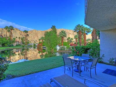 Photo for Spectacular West Facing PGA WEST Lake Condo