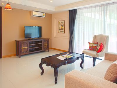 Photo for 1-BR Suite with SofaBed @Rocco HuaHin_3J