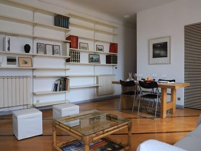 Photo for Light and cozy apartment in Rione Monti
