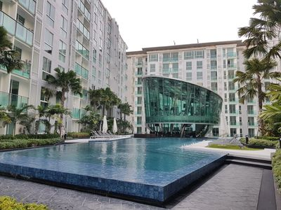 Photo for A Large Deluxe Studio Pattaya City View