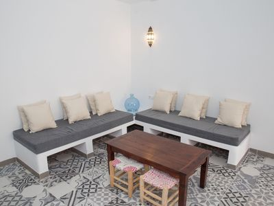 Photo for lovely 3 bedroom apartment near the Peublo