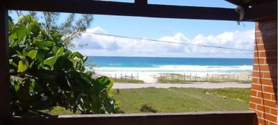 Photo for Balcony and Barbecue in front of the Sea, Cabo Frio