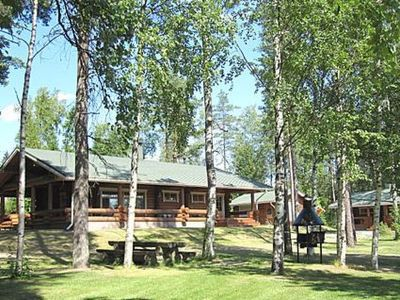 Photo for Vacation home Kivitasku in Ikaalinen - 6 persons, 3 bedrooms