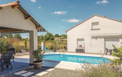 Photo for 4 bedroom accommodation in Le Pizou