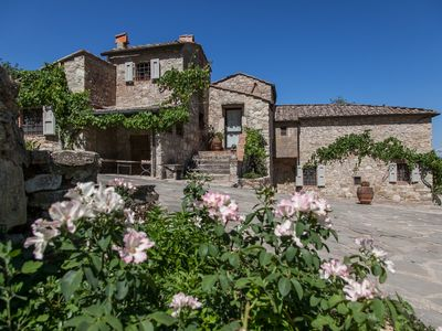 Photo for SEVENTEENTH CENTURY TUSCAN ESTATE - RESIDENZA IN CAMPAGNIA