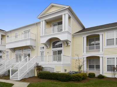 Photo for FREE DAILY ACTIVITIES!   Spacious and comfortable multi-level vacation townhome features luxury accommodations located in the resort community of Bayside @ Bethany Lakes