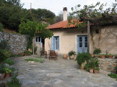 Photo for Restored traditional  house near sea in picturesque village