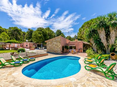 Photo for Finca Can Sito (K010404) - Country house for 5 people in Cala Mesquida