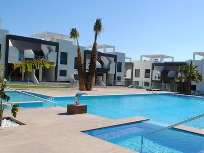 Photo for OasisBeach Zenia - Ground Floor - Zenia Boulevard - PROMO -