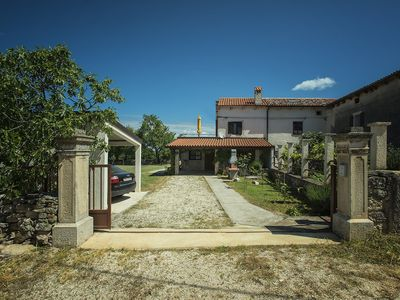 Photo for Charming cottage on a 1. 100 m² plot in a quiet location - dogs are also allowed