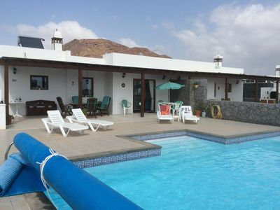Photo for 2/3 Bedroom Villa with Private Heated Pool situated close to the Sea