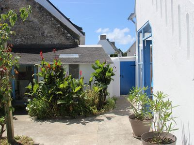Photo for Quiberon - Charming house for 6 to 10 people; ideal for family or 2 households