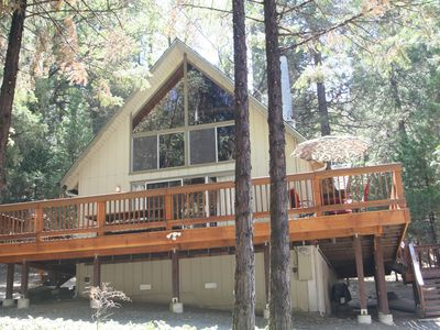 Photo for Chalet Cabin near Yosemite in Pine Mountain Lake Community