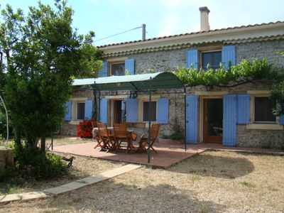 Photo for Aureille,house with pool,near les Alpilles:La petite Provence