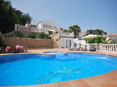 Photo for Club Villamar - Nice villa with private swimming pool, terrace ideal for summer holidays