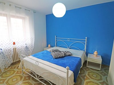 """Photo for Beautiful Apartment """"Casa Olimpia Otranto"""" Close to Beach with Patio, Wi-Fi & Air Conditioning; Parking Available"""