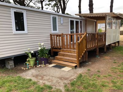 Photo for Mobile home up to 8 people